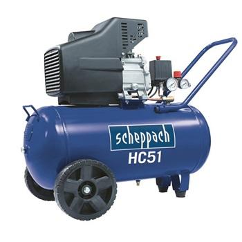 Scheppach HC 51 olejový kompresor